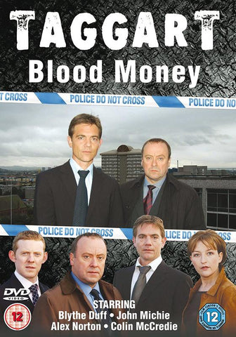 Taggart - Blood Money [DVD].CoverImg