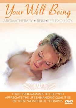 Your Well Being - Aromatherapy, Reflexology, Reiki  [2005] (DVD) cover image