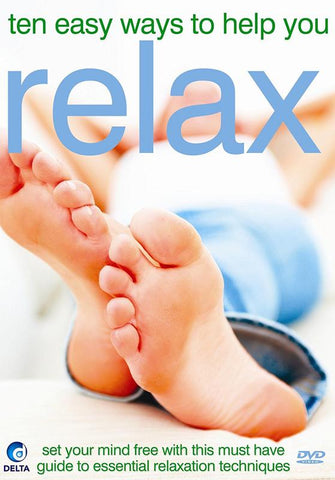 Ten Easy Ways To Help You Relax [DVD].CoverIMG