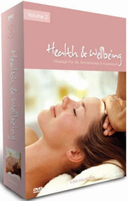 Health And Wellbeing Vol.2 [DVD].CoverImg