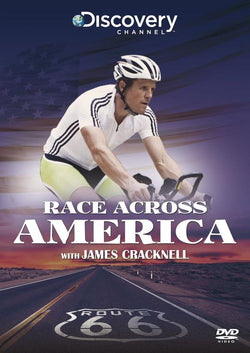 Race Across America With James Cracknell [DVD].CoverImg