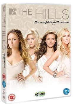 The Hills Complete Fifth Season (DVD)