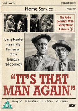 It's That Man Again (DVD) cover image