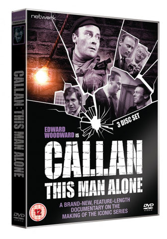 Callan: This Man Alone (DVD) cover image
