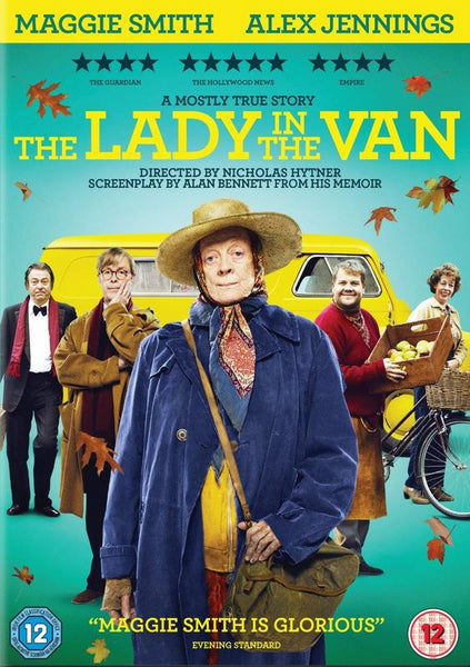 The Lady In The Van (DVD).CoverImg