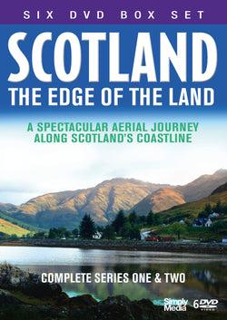 Scotland The Edge of the Land Series 1 and 2 (DVD)