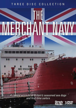 The Merchant Navy  (DVD) cover image