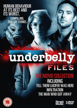 The Underbelly Files  (DVD) cover image
