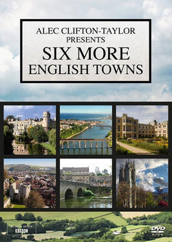 Six More English Towns (DVD) cover image