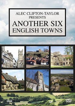 Another Six English Towns (DVD) cover image