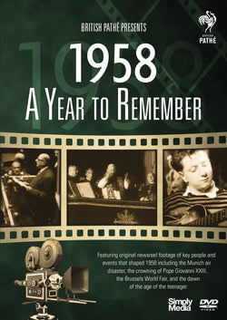 A Year to Remember: 1958 (DVD)