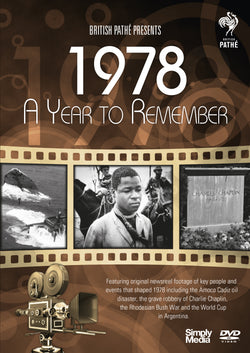 A Year to Remember: 1978 (DVD)