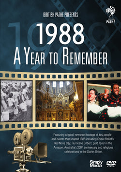 A Year to Remember: 1988 (DVD)
