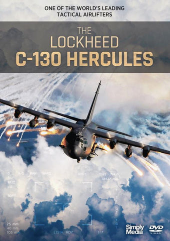 The Lockheed C-130 Hercules (DVD) cover image