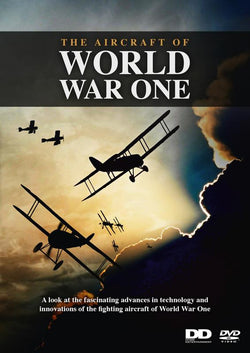 Aircraft Of WW1 (DVD).CoverImg