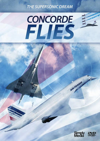 Concorde Files (DVD) cover image