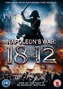 Napoleon's War: 1812 (DVD) cover image