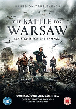 The Battle for Warsaw: Stones for the Rampart(DVD) cover image