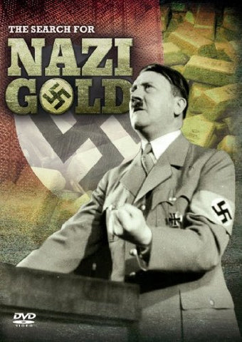 Search For Nazi Gold(DVD) cover image
