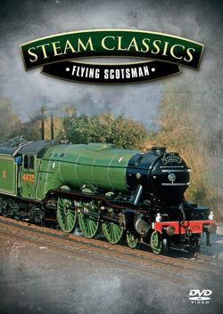 Steam Classics - Flying Scotsman[2009] (DVD) cover image