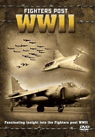 Fighters Post Wwii  [2009] (DVD) cover image