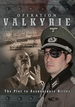 Operation Valkyrie [2008]  (DVD) cover image