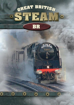 Great British Steam - BR  (DVD) cover image