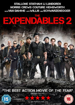 The Expendables 2(DVD) cover image