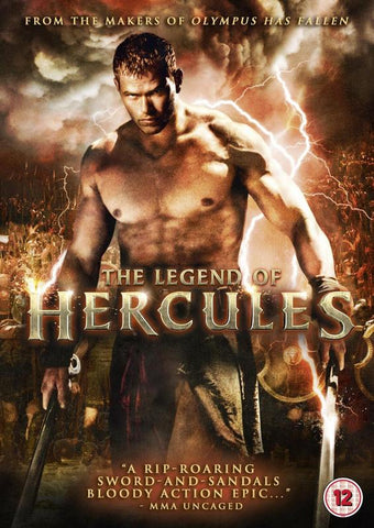The Legend of Hercules  (DVD) cover image