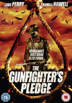 The Gunfighter's Pledge  (DVD) cover image