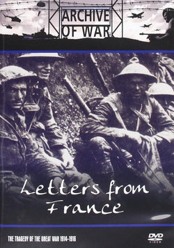 Letters from France (Archive of War) [DVD].CoverIMG