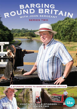 Barging Round Britain with John Sergeant - Series 2 (DVD).CoverIMG