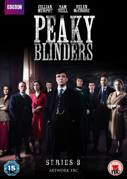Peaky Blinders - Series 3:  [2016] (DVD) cover image