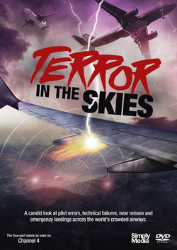 Terror in the Skies  (DVD) cover image