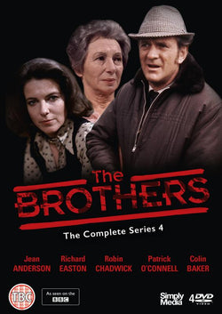 The Brother Series 4 (DVD) cover image