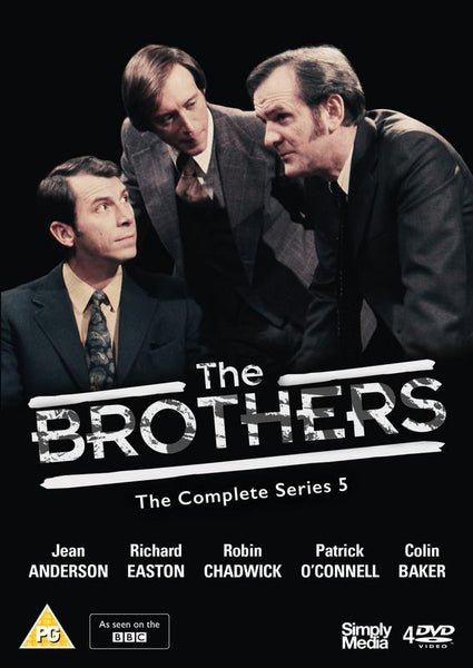 The Brothers Series 5 (DVD) cover image
