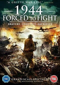 1944: Forced To Fight (DVD) cover image