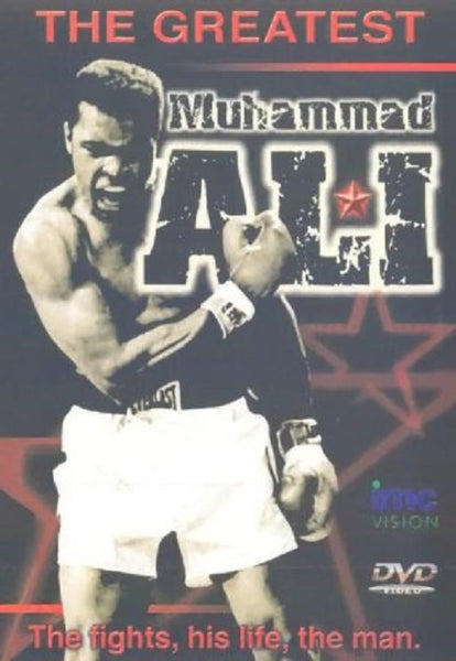 Muhammad Ali - The Greatest  [2002] (DVD) cover image