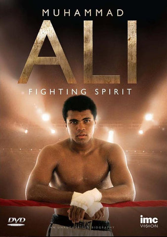 Muhammad Ali - Fighting Spirit  (DVD) cover image