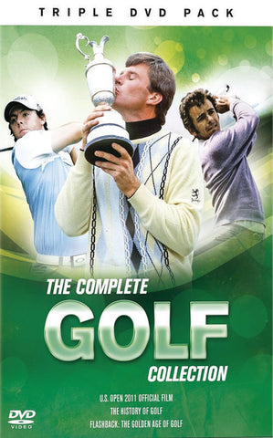 The Complete Golf Collection [DVD]