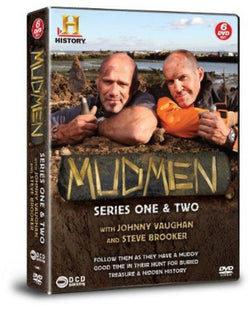 Mud Men Series 1 & 2 (DVD)