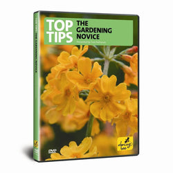 Top Tips For The Gardening Novice [DVD].CoverIMG