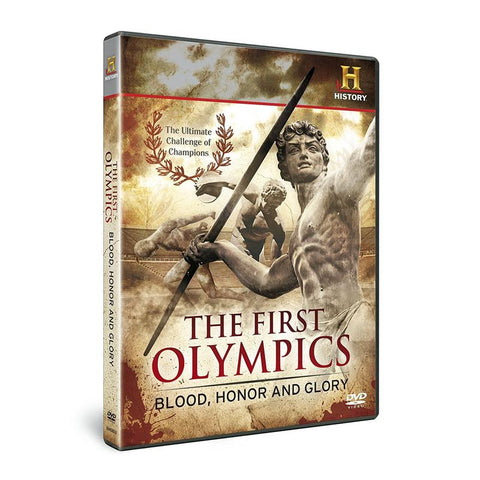 The First Olympics - Blood, Honor and Glory [DVD].CoverIMG