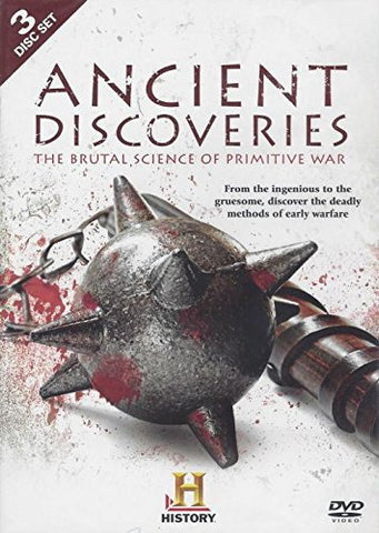 Ancient Discoveries [DVD].CoverIMG