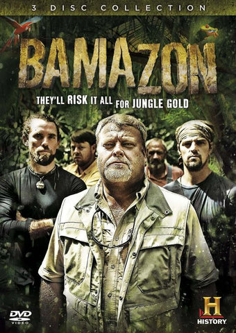 Bamazon [DVD].CoverImg