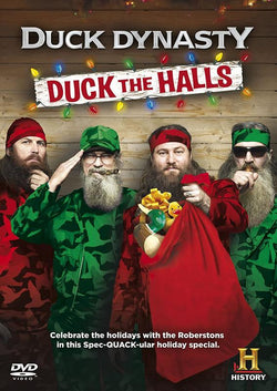Duck Dynasty: Duck the Halls(DVD).CoverIMG