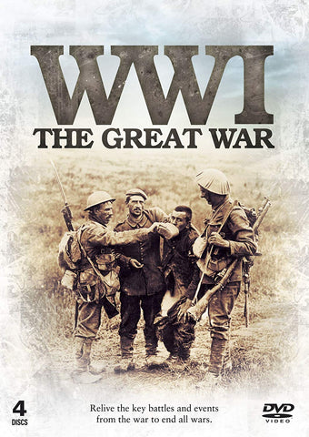 WWI The Great War (DVD)