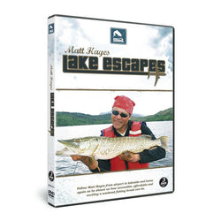 Matt Hayes Lake Escapes (DVD).CoverIMG