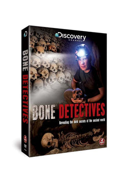 Discovery Channel - Bone Detectives (4 Disc) [DVD]