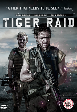 Tiger Raid(DVD) cover image